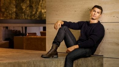 Photo de Cristiano Ronaldo porte la montre incrustée de diamants la plus chère de Rolex: PHOTOS