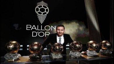 Photo de Ballon d'Or : Messi insulté par des fans en colère qui crient le nom de Sadio Mané (vidéo)