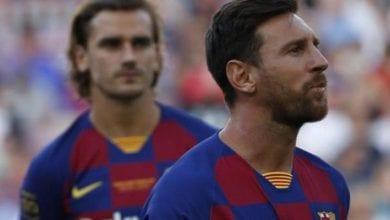 Photo de Griezmann: l'un de ses proches révèle pourquoi il ne s'entend pas avec Messi