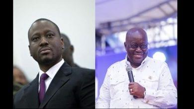 Photo de Ghana: Guillaume Soro répond au président Akuffo Addo qui a refusé de lui accorder l'asile