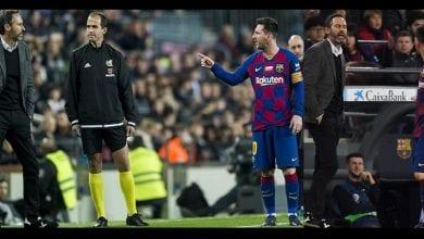 Photo de Liga: Vive tension entre Lionel Messi et le coach de Majorque
