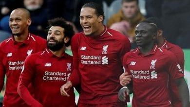 Photo de Virgil Van Dijk fait son choix entre Sadio Mané et Mohamed Salah