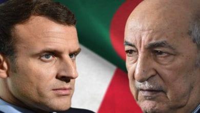 Photo de Diplomatie: déjà la tension entre le nouveau président algérien et Macron