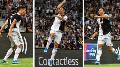 Photo de Ronaldo révèle l'origine de sa célébration de but et à quelle occasion il l'exécute