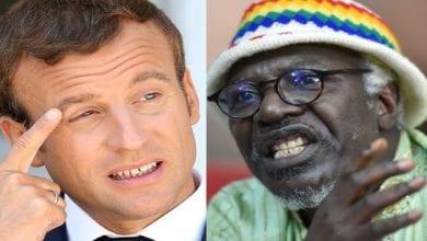 Photo de Visite d'Emmanuel Macron en Côte d'ivoire: la promesse d'Alpha Blondy