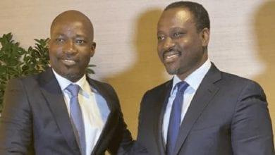 Photo de Côte d'Ivoire : « Soro Guillaume m'a permis de m'enfuir du pays en 2011 » dixit Blé Goudé