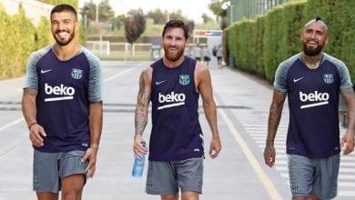 Photo de Barça: informé qu'il ne débutera pas le clasico, ce joueur quitte la séance d'entraînement en colère