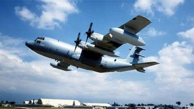 Photo de Chili: un avion militaire transportant 38 personnes est porté disparu