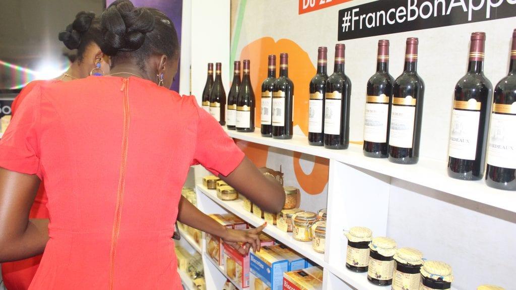 SARA 2019, A la découverte de l'agriculture française avec les produits France