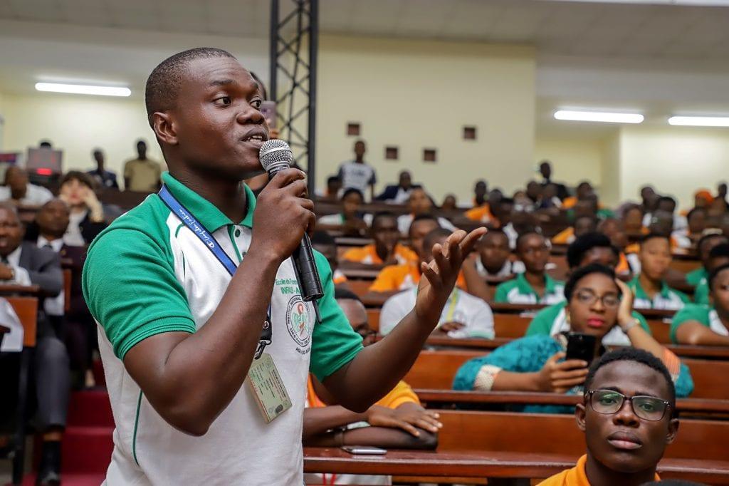 MTV Shuga Babi: L'Unitaid invite les étudiants à s'impliquer davantage dans la lutte contre le VIH