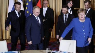 Photo de Conflit russo-ukrainien : Rencontre entre Poutine et Zelensky à Paris