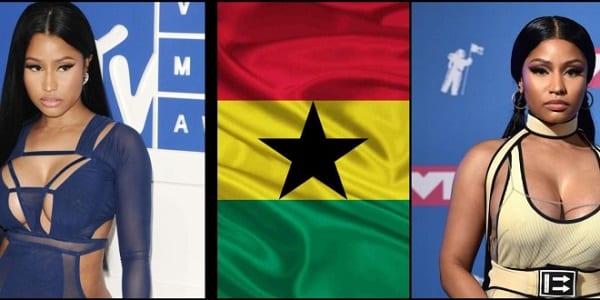 Après Cardi B, Nicki Minaj voudrait se rendre dans ce pays d'Afrique occidentale-vidéo)