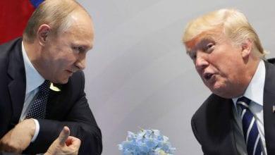 Photo de USA : La procédure de destitution contre Trump est basée sur des accusations «fantaisistes »-Poutine