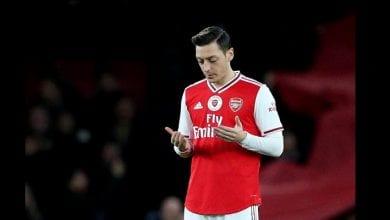 Photo de Arsenal : nouvelle sanction pour Ozil après ses propos sur le mauvais traitement des Musulmans en Chine
