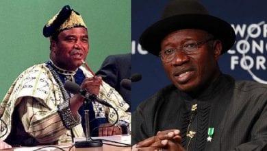 Photo de Guinée: Soglo et Jonathan ont-ils présenté des excuses au président Alpha Condé ?