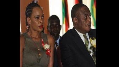 Photo de Zimbabwe: L'épouse du vice-président arrêtée pour blanchiment d'argent