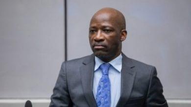 Photo de La justice ivoirienne condamne Charles Blé Goudé à 20 ans de prison