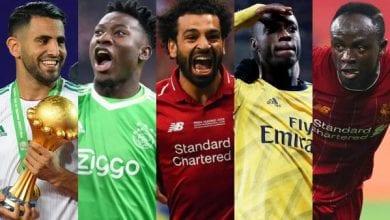Photo de Football : un Africain couronné meilleur buteur du monde en 2019 (photo)
