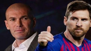 Photo de Clasico: la stratégie de Zidane pour stopper Lionel Messi