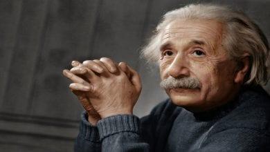 Photo de Une lettre d'Albert Einstein vendue à un prix incroyable-(photos)