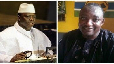 Photo de Gambie : Adama Barrow prêt à accueillir Yahya Jammeh mais à certaines conditions
