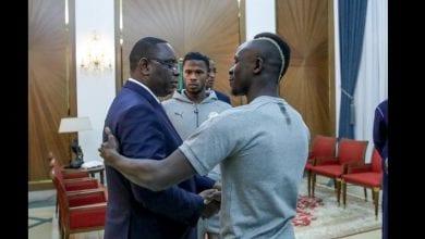Photo de Ballon d'Or : le message fort du président Macky Sall à Sadio Mané