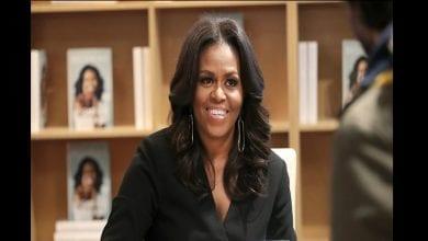 Photo de Michelle Obama fait un don de 500 000 dollars pour la promotion de l'éducation des filles dans le monde