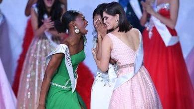 Photo de Miss Monde:  la surprenante réaction de Miss Nigeria après la victoire de Miss Jamaïque-Vidéo