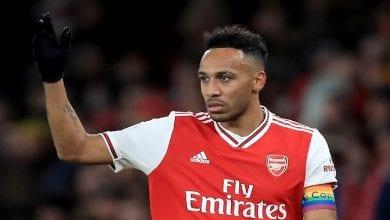 Photo de Arsenal FC: Aubameyang, une nouvelle fois victime d'acte raciste