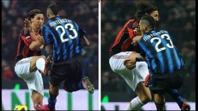 Photo de Ibrahimovic revient sur le jour où il envoya Materazzi à l'hôpital