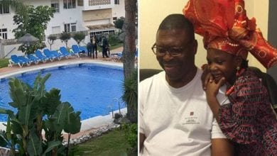 Photo de Espagne: un pasteur nigérian et ses 2 enfants se noient dans une piscine à la veille de Noël