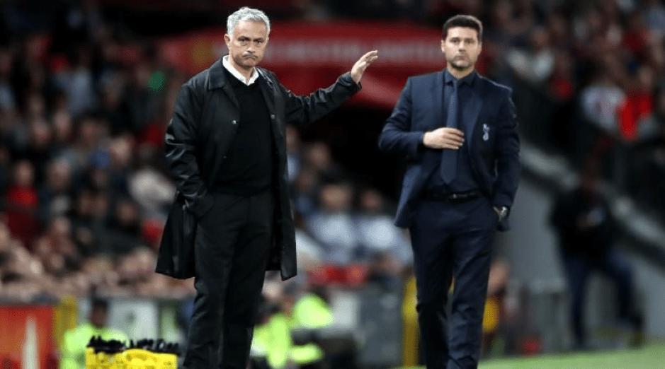 Nouvelles de sport de la list parions sport : José Mourinho - entraîneur de Tottenham Hotspur