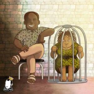 Violences contre les femmes : Kan Ad, le Togolais qui sensibilise à travers les bandes dessinées