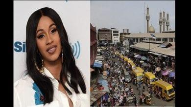 Photo de La réaction de Cardi B après son show au Nigeria (vidéo)