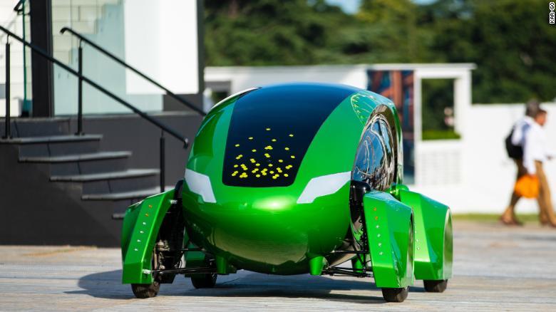Royaume-Uni: ce Zimbabwéen fabrique des voitures autonomes (photos)