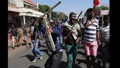 Photo de Xénophobie en Afrique du Sud : les Nigérians et autres étrangers sommés de quitter le pays