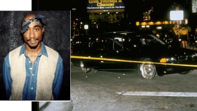 Photo de Tupac Shakur : la BMW dans laquelle le chanteur a été abattu en vente pour 1,75 millions de dollars