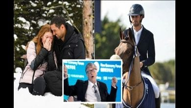 Photo de La fille de Bill Gates fiancée à un cavalier égyptien (photos)