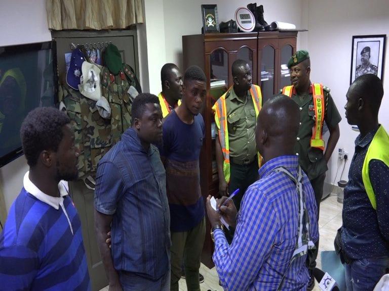 3 passagers clandestins nigérians qui pensaient aller en Espagne, atterrissent plutôt au Ghana
