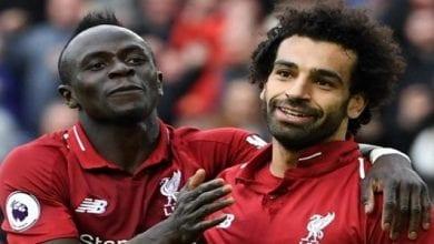 Photo de CAF Awards 2019: la réaction de Mohamed Salah après le sacre de Sadio Mané