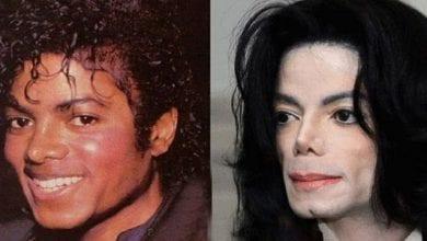 Photo de Michael Jackson a-t-il vraiment perdu son nez? Son photographe brise le silence
