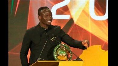 Photo de Meilleur joueur africain 2019 : la réaction de Sadio Mané après son sacre