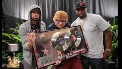 Photo de RAP: âgé de 47 ans, Eminem bat un nouveau record dans le monde du Rap