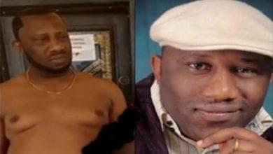 Photo de Nollywood: le célèbre acteur Ernest Asuzu devenu mendiant de rue (Vidéo)