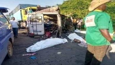 Photo de Fin d'année meurtrière à Abidjan: 10 morts et 65 blessés en 24 heures