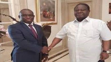 Photo de PDCI-RDA: KKB nommé par le président Bédié-voici sa réaction