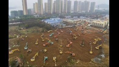 Photo de Coronavirus : la Chine se donne 10 jours pour construire un hôpital pour les patients
