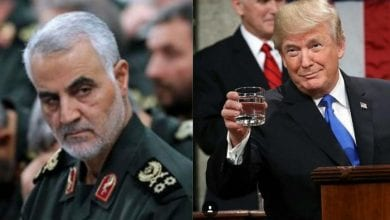 Photo de Mort de Soleimani: Donald Trump révèle les derniers instants du puissant général iranien