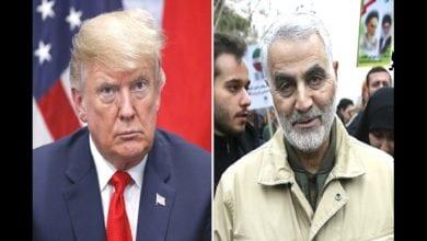 """Photo de Assassinat du général Qasem Soleimani: le guide suprême iranien, s'engage à """"venger"""" sa mort"""
