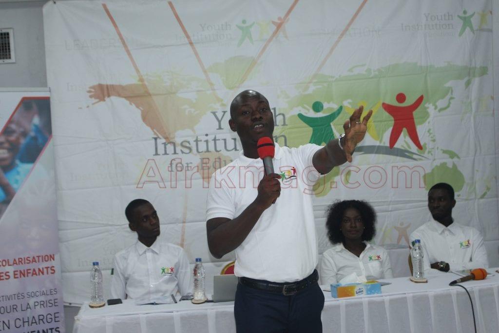 Côte d'Ivoire : Youth Institution, le projet de jeunes bénévoles donneurs d'espoirs